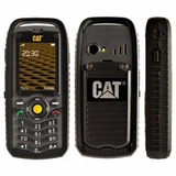Celular Caterpillar Cat B-25 Antichoque Poeira Prova D
