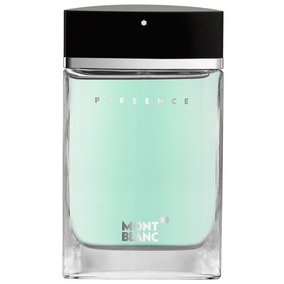 Perfume Mont Blanc Presence 75ml Edt Masculino - Original