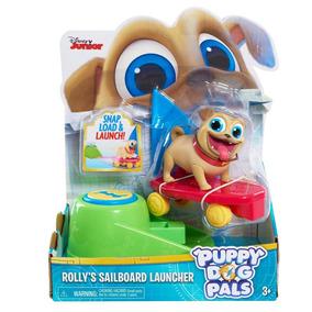 Puppy Dog Pals Tabla Surf Lanzadera Rolly -yamanca-
