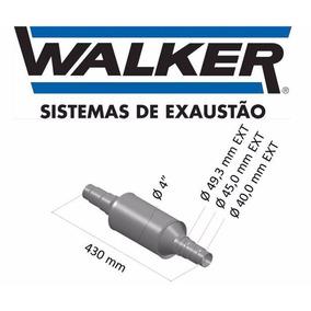 Catalisador Gol Parati Saveiro G4 Walker Original