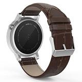 Gear S2 Classic Reloj Banda, Moko Premium Soft Cuero G W41