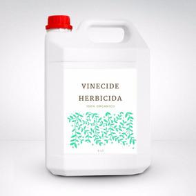 Herbicida 100% Organico Natural Ecologico 5 Lt