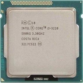 Processador Intel I3 3220 3.30ghz 3ª Geração