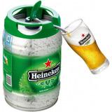 Cerveza Importada Premium Heineken / 5 Litros Barril