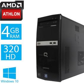 Computador Hp Compaq 3008 Amd Athlom X2 215 4 Gb 320 Hd