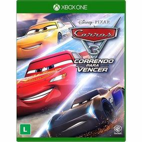 Carros 3 Correndo Para Vencer Xbox One Pre-venda