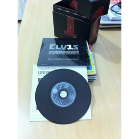 Box Elvis Presley - 18 Uk #1 Hits - 18 Cd Single Box