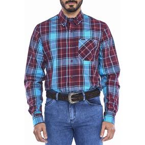 Camisa Country Bandeira Eua - Camisas no Mercado Livre Brasil 7a5f4fabb09