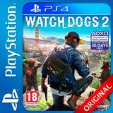 Watch Dogs 2 Ps4 Digital Elegi Reputacion Al Comprar (cs)