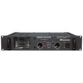 Ampli 2c 1000w Dynamic4000 Ciclotron 12x S/juros Fretegrátis