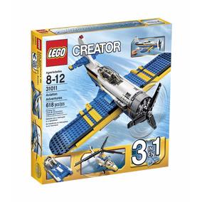 Lego Creator 31011 Aviao 3 Em 1, Novo, Pronta Entrega