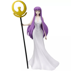 Saint Seiya Goddess Athena & Soldiers Dd Panoramation Bandai