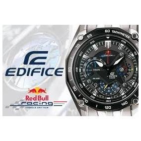 f6db8af4cb8 Relógio Casio Edifice Red Bull Preto Ef 550rbsp !!! Original ...