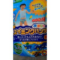Fralda Para Piscina Ou Praia 12kg 3 Unidades Do Japão