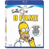 Os Simpsons - O Filme - Bluray Lacrado