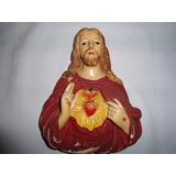 Figura Corazon De Jesus Antigua