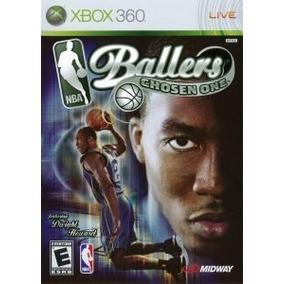 Nba Ballers: Chosen One (console Destravado Lt 3.0)