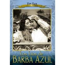 Dvd Mexicano German Valdez Tin Tan Los Lios De Barba Azul