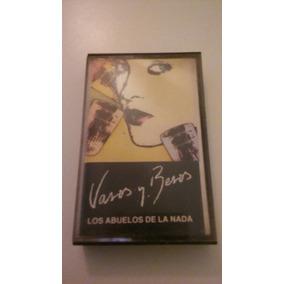 Los Abuelos De La Nada Vasos Y Besos Cassette Nuevo Sin Uso