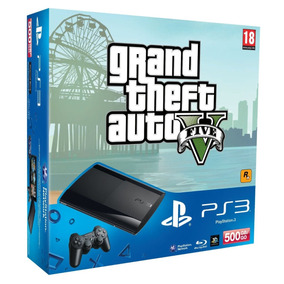 Playstation 3 +27 Juegos Digitales +1joy 500gb Zona Sur