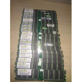 Memoria Ddr1 400mhz 1gb Para Pc´s Markvision - Usadas