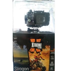 Cámara Go Pro Cx-6000 Xtrime De Siragon Nueva