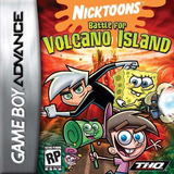 Nicktoons Battle For Volcano Island Gba Original Oferta