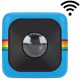 Cámara Deportiva Polaroid Cube Plus Azul Wifi Envio