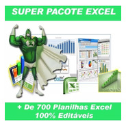 Planilhas Excel Vba Prontas 100% Editáveis Financeiro