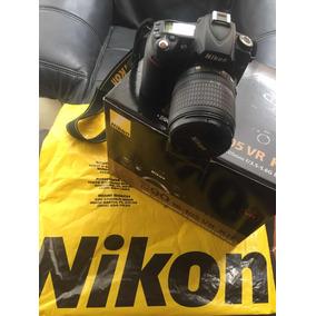 Cámara Fotográfica Profesional Nikon D90