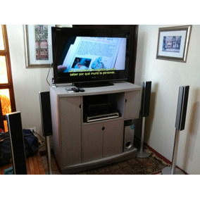 Tv Lcd 42 Sharp Aquos Combo Con Lg Blue Ray Y Hdmi 1080p