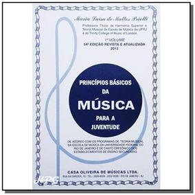 Principios Basicos Da Musica Para A Juventude - 1o
