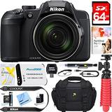 Nikon Coolpix B700 Zoom Óptico De 20,2 Mp 60x Super Telefot
