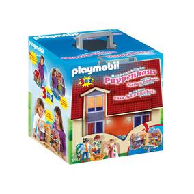 Playmobil 5167 Casa De Muñecas En Maletín Mejor Precio!!