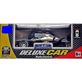 Carrinho Controle Remoto Formula 1 Deluxe Car