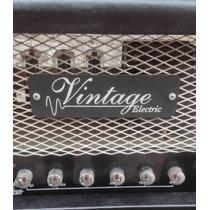 Equipo De Guitarra Valvular Vintage Electric