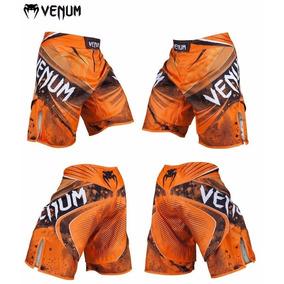 Bermuda Fight Venum Galactic Orange Neon