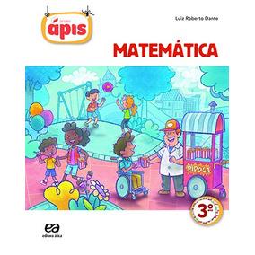 Projeto Ápis Matemática 3º Ano
