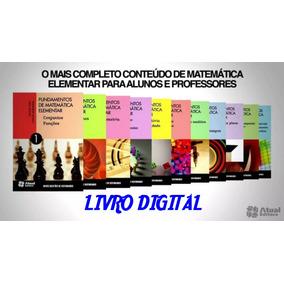 Fundamentos Da Matemática Elementar Iezzi - Envio Imediato!!