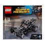Lego 30446 The Batmobile Dc Comics Batman Giro Didactico