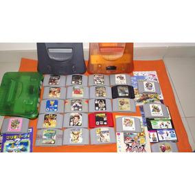 Juegos De Nintendo 64 Mario, Zelda Mas Leer
