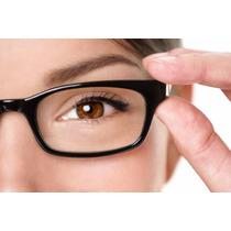 Anteojos Con Cristales Antirreflex Sin Aumento
