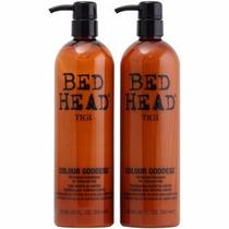 Tigi Bed Head Colour Goddess Shampoo + Condicionador 750ml