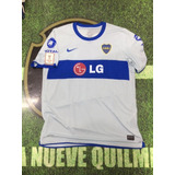 Camiseta Boca Celeste #10