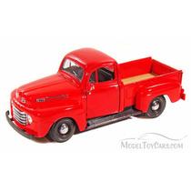 Maisto 1:24 - 1948 Ford F-1 Pickup Devuelvo $50 Efectivo