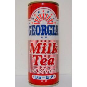 Lata Giorgia Milk Tea De Coca Cola Año 1986 Unica