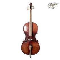 Violoncelo Nhureson Madeira Exposta 4/4 C/bag - Hendrix