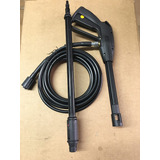 Kit Pistola/mang/lança Wap Eletrolux Lavor Tekna B&d Schultz