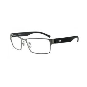 56c4e46ad11af Armação Oculos De Grau Hb - Óculos no Mercado Livre Brasil