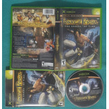 Prince Of Persia - Sands Of Time / Xbox Clasico & 360